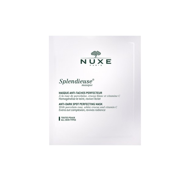 Tasques Nuxe Masque anti Splendieuse perfector 6 sobres