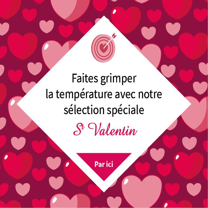 Sélection St-Valentin