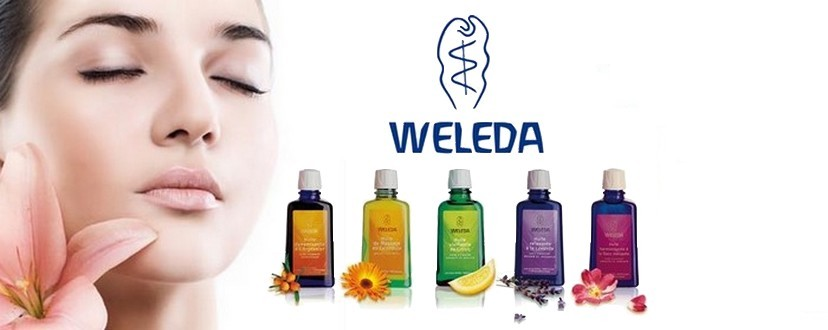 Weleda Organic Cosmetics cheap