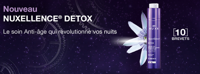 Nuxe Nuxellence Detox Night