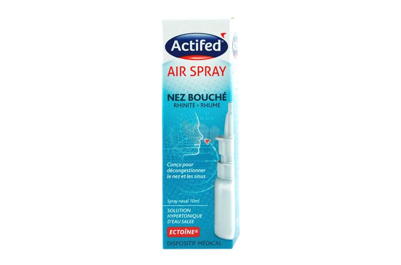 Actifed Air Spay Nez Bouché