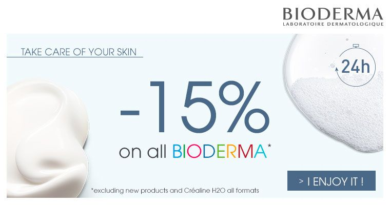 Bioderma offer