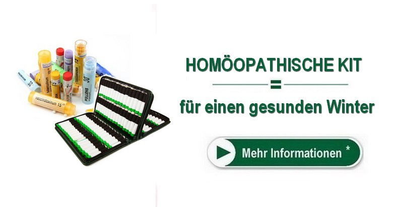 HOMÖOPATHISCHE KIT
