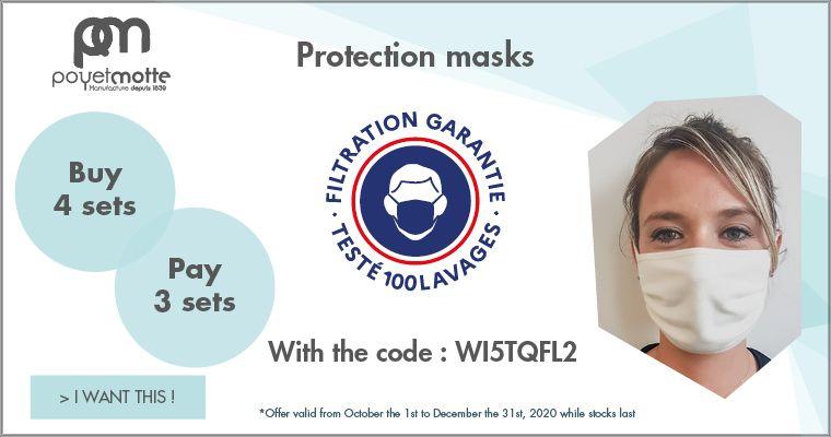 Offer on Masks washable 100 times