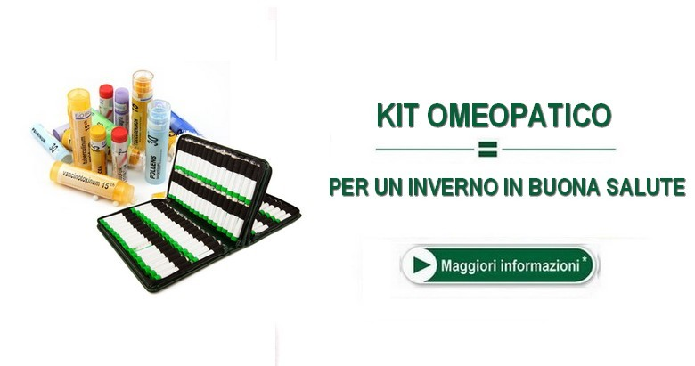 KIT OMEOPATICO