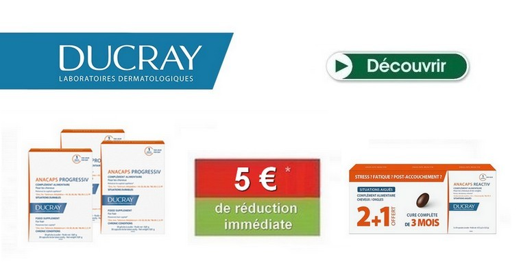 Promotion Ducray