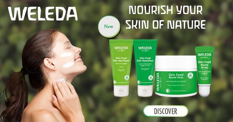 Nourish your skin of nature