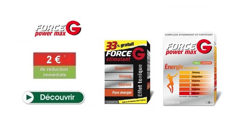 G Force-promotie